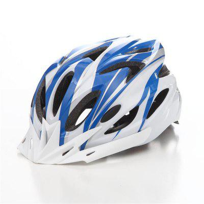 T-A016 Bicycle Helmet Bike Cycling Adult Adjustable Unisex Safety Equipment with Visor