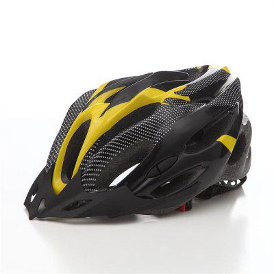 T-A021 Bicycle Helmet Bike Cycling Adult Adjustable Unisex Safety Equipment with Visor