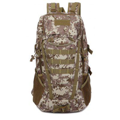 FLAMEHORSE Outdoor Camouflage Travel Mountaineer Backpack 55L Large-capacity Exercises Backpack