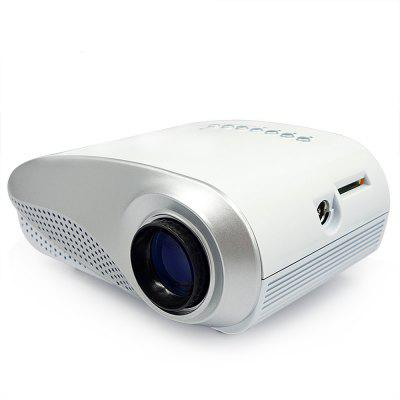 KP500 Protable Mini Home 1000LM HDMI 1080P Projectors