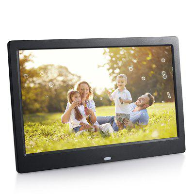 Digital Photo Frame 10 inch for Electronic Picture Music Video Album Calendar Movie Player