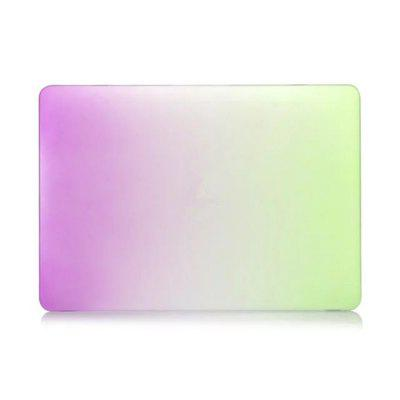Fashion Rainbow Color Rubberized Hard Matte Case Cover Ultra-Thin Shell Case for MacBook Pro 13.3 A1706