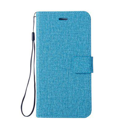 Cotton Pattern Leather Case for Sony Redmi Note 4