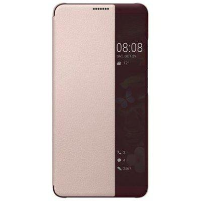Smart View Flip PC+PU Case for Huawei Mate 10