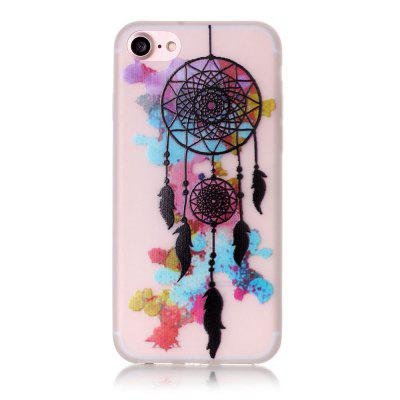 Wind Chimes Luminous Ultra Thin Slim Soft TPU Silicone Case for iPhone 7 / 8
