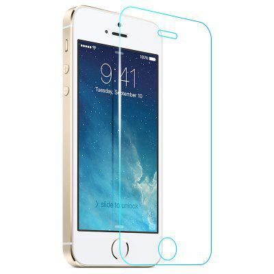 Film de Protection d'Ecran en Verre Trempé Transparent HD pour iPhone 5 / 5s / 5c / SE