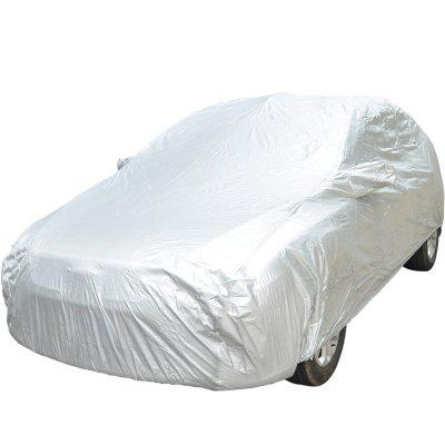Full Car Cover Auto Armor All Weather Proof Universal Fit Sun UV Snow Dust Rain Resistant
