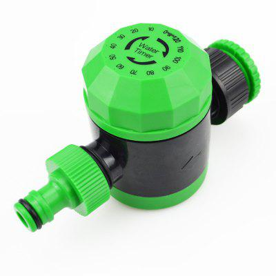 Green Color 2 Hours Automatic Water Timer Controller Garden Plant Irrigation System