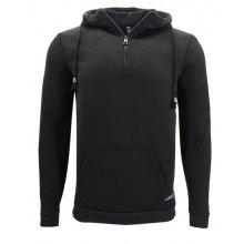 Men'S Spring and Autumn Hooded Stretch Slim Fashion Casual Hoodie
