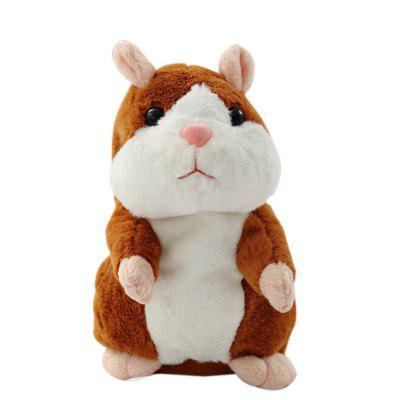 Magic Talking Hamster Pulse Toy