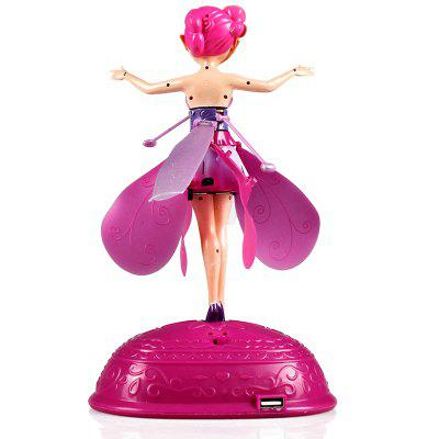 Magic Flying Fairy ToyClassic Toys<br>Magic Flying Fairy Toy<br><br>Age: Above 3 Years<br>Package Contents: 1 x  Flying Fairy ,  1 x USB Cable<br>Package size (L x W x H): 30.00 x 20.00 x 15.00 cm / 11.81 x 7.87 x 5.91 inches<br>Package weight: 0.2000 kg<br>Product size (L x W x H): 28.00 x 19.00 x 13.00 cm / 11.02 x 7.48 x 5.12 inches<br>Product weight: 0.1500 kg