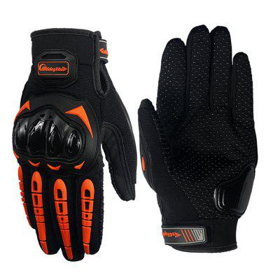 Riding Tribe MCS - 17  Motorcycle Racing Protection Gloves