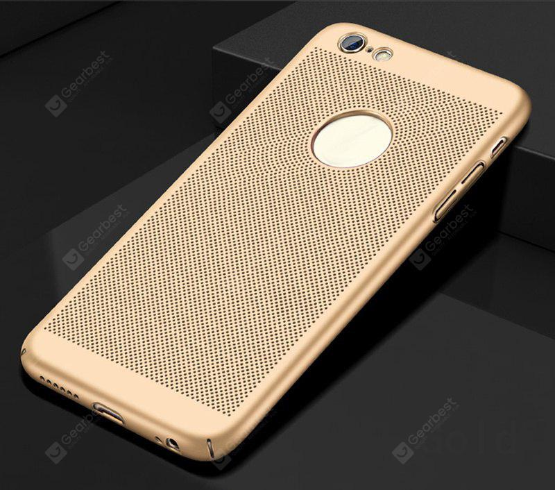New Trendy Breathing Phone Case Shockproof PC Back Covers Cellphone Accessories for iPhone 6 6s 7 Plus