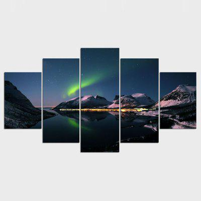 Buy YSDAFEN HD Canvas Painting Living Bedroom Home Decor 5 Panel, COLORMIX, Home & Garden, Home Decors, Wall Art, Prints for $55.38 in GearBest store