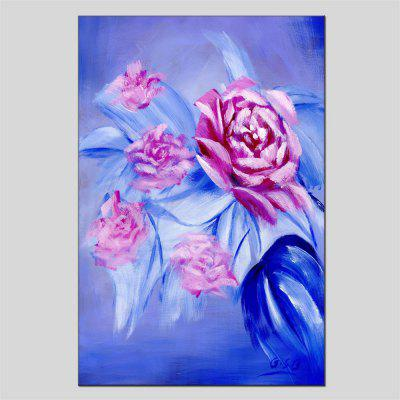 Hua Tuo HT - 1517 Flower Style Oil Painting
