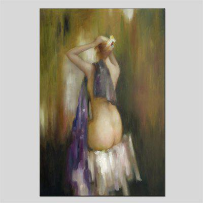 Hua Tuo Person Oil Painting Size 60 x 90CM HT-1536