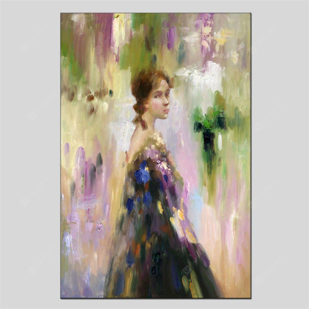 Hua Tuo Person Oil Painting Size 60 x 90CM HT-1537
