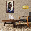 Hua Tuo Portrait Oil Painting Size 60 x 90CM HT-1539 - BROWN