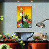 Hua Tuo Cartoon Animal Oil Painting Size 60 x 90CM HT-1545 - COLORMIX