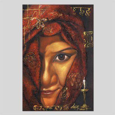 Hua Tuo Person Oil Painting Size 60 x 90CM HT-1559