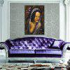 Hua Tuo Person Oil Painting Size 60 x 90CM HT-1560 - PURPLE