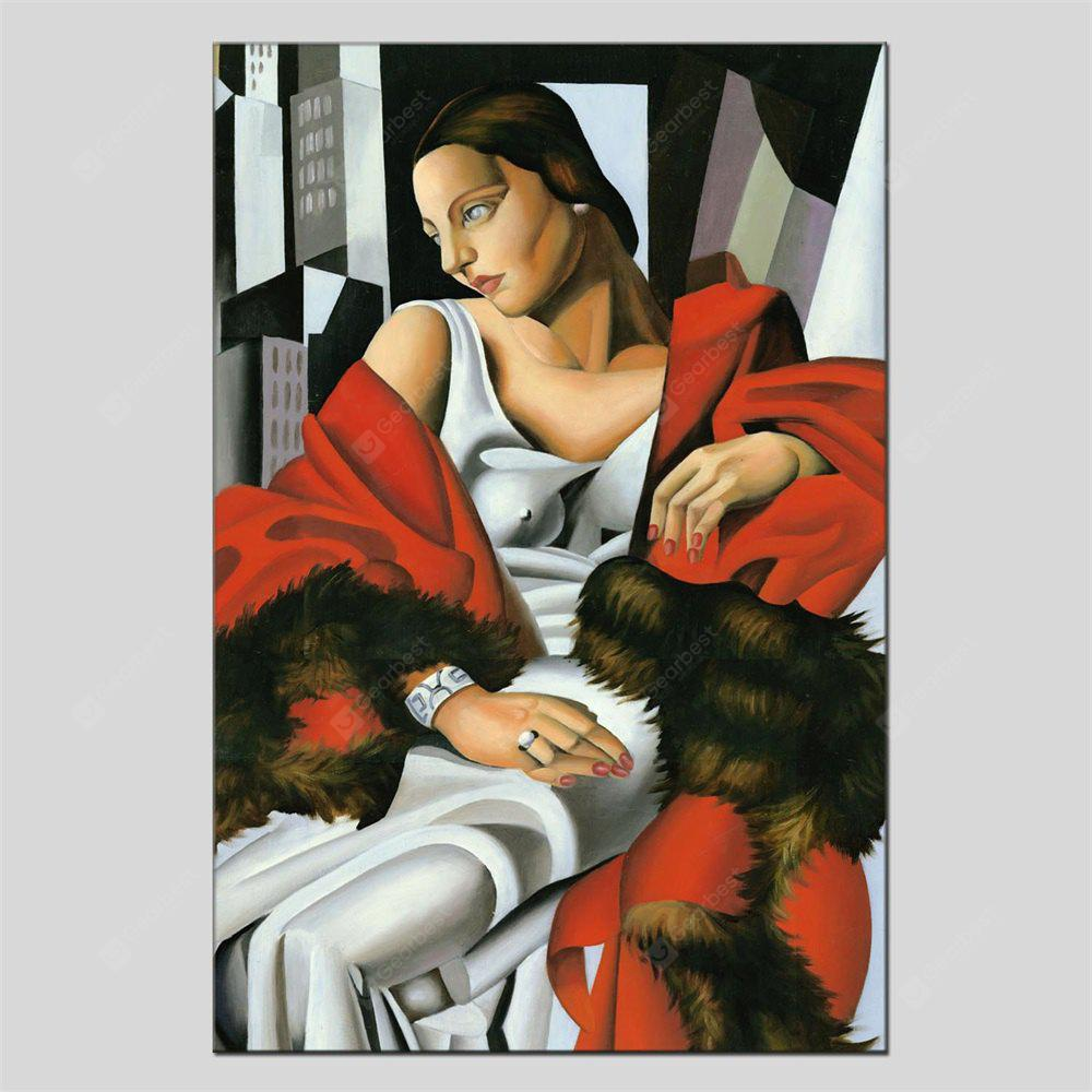 Hua Tuo Person Oil Painting Size 60 x 90CM HT-1562