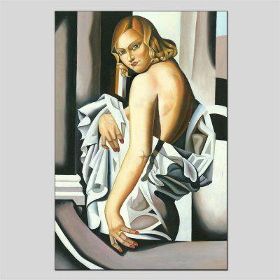 Hua Tuo Person Oil Painting Size 60 x 90CM HT-1564