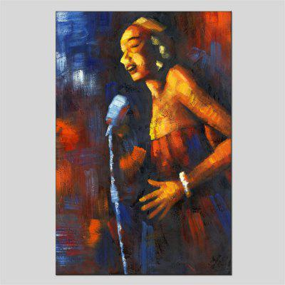 Hua Tuo Music Talent Oil Painting Size 60 x 90CM HT-1584