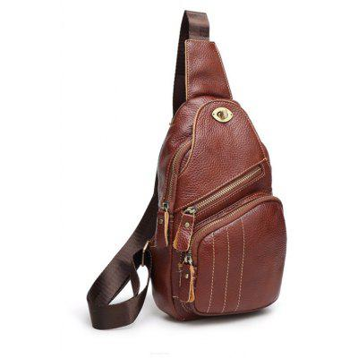 Fashion Casual Bag with Leather Shoulder Bag