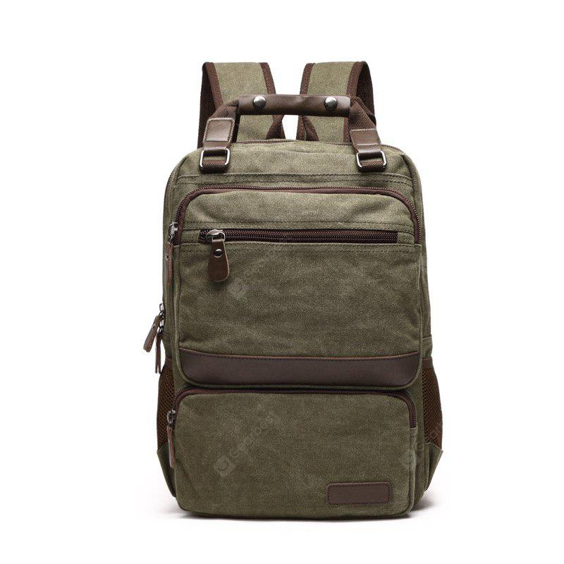 Multi-function Canvas Travel Backpack