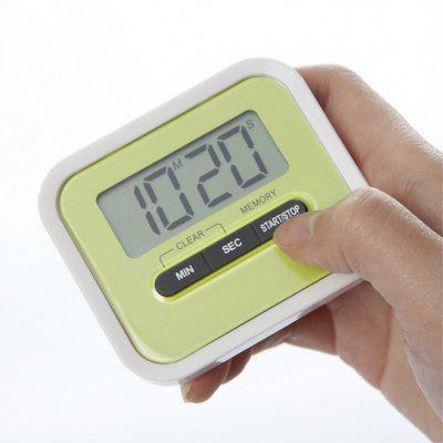 Lazy Person Kitchen Cooking Electronic Timer Experiment Reminder