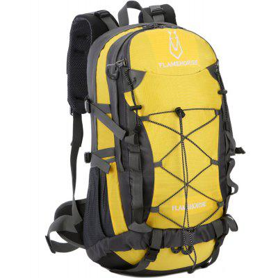 FLAMEHORSE 50L Breathable Nylon Waterproof Outdoor Travel Mountaineer BagBackpacks<br>FLAMEHORSE 50L Breathable Nylon Waterproof Outdoor Travel Mountaineer Bag<br><br>Backpack Capacity: 50L<br>Capacity: Above 40L<br>Color: Silver<br>For: Climbing, Camping, Hiking, Adventure, Traveling<br>Material: Nylon<br>Package Contents: 1 x bag<br>Package size (L x W x H): 30.00 x 3.00 x 29.00 cm / 11.81 x 1.18 x 11.42 inches<br>Package weight: 0.7000 kg<br>Product weight: 0.6800 kg<br>Type: Backpack