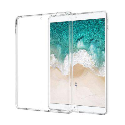 Soft TPU Cover Case Silicone Transparente Slim Clear Cover para o novo iPad 9.7
