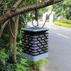 Solar Lights Outdoor Led Lawn Lamps Decorative Torches Landscape Courtyard Lighting - YELLOW