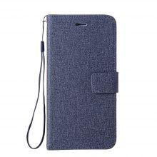 Cotton Pattern Leather Case for Xiaomi Redmi Note 3