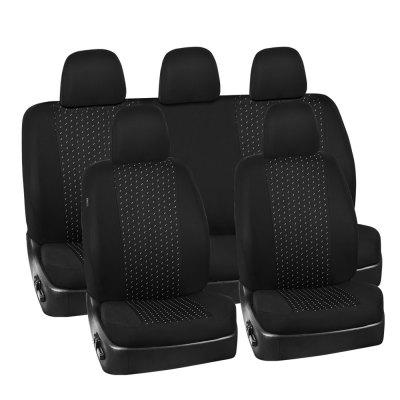 Uinversal Jacquard Full Car Seat Cover