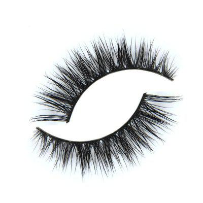 KESMALL CO607 Natural 3D Eye Lashes Makeup Tools