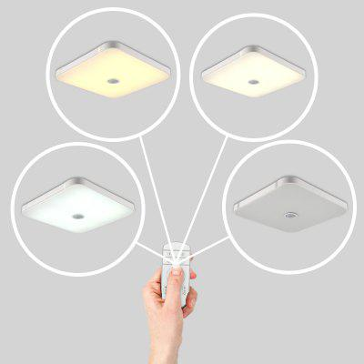 I507 - 36W - LY Music Ceiling Smart Bluetooth APP AC 220VFlush Ceiling Lights<br>I507 - 36W - LY Music Ceiling Smart Bluetooth APP AC 220V<br><br>Battery Included: Preloaded,Yes<br>Certifications: 3C,CE,FCC,RoHs<br>Color Temperature or Wavelength: 2800-6500K<br>Dimmable: Yes<br>Features: Dinmable<br>Fixture Height ( CM ): 9CM<br>Fixture Length ( CM ): 53CM<br>Fixture Material: Metal,Plastic<br>Fixture Width ( CM ): 53CM<br>Light Source Color: Cold White,Stepless Dimming,Warm White<br>Package Contents: 1 xCeiling Light, 1 x Remote Control, 2 x AAA Battery,1 x English User Manual, 4 x Screw, 4 x Colloidal Particle<br>Package size (L x W x H): 54.00 x 54.00 x 10.00 cm / 21.26 x 21.26 x 3.94 inches<br>Package weight: 2.8900 kg<br>Product size (L x W x H): 53.00 x 53.00 x 9.00 cm / 20.87 x 20.87 x 3.54 inches<br>Product weight: 2.1000 kg<br>Shade Material: Aluminum Alloy, Plastic<br>Stepless Dimming: Yes<br>Style: Chic &amp; Modern, LED, Modern/Contemporary, Simple Style<br>Suggested Room Size: 10 - 15?<br>Suggested Space Fit: Bedroom,Cafes,Dining Room,Indoors,Office<br>Type: Semi-Flushmount Lights<br>Voltage ( V ): AC220