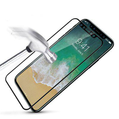 3D Cover 9H Gehard Glas Screen Protector Anti Scratch Film voor iPhone X