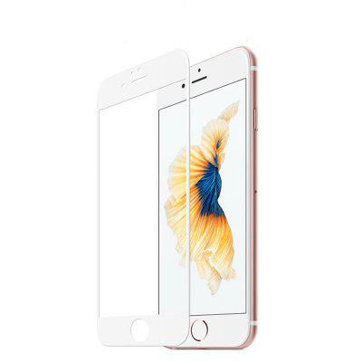 Full Cover 9H Hard Edge Tempered Glass Explosion Proof Screen Protector Film For iPhone 6 / 6s