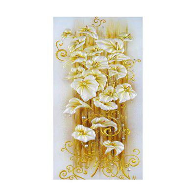 Lily Porch Flower Prints Diamond Painting