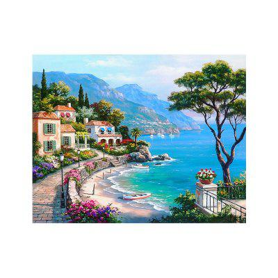 Landscape Love Sea Prints Diamond Painting