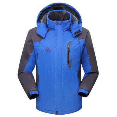 2017 New Winter Men Causal Sports Water Proof Hardshell