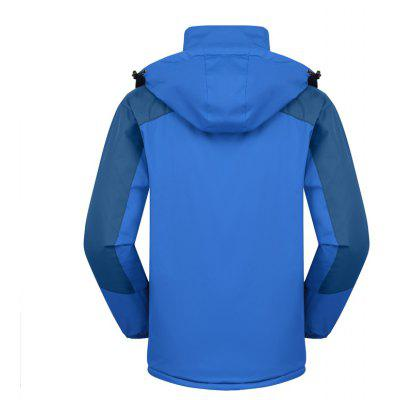 2017 Winter Men Fashion Causal Water Proof Softshell CoatMens Jackets &amp; Coats<br>2017 Winter Men Fashion Causal Water Proof Softshell Coat<br><br>Clothes Type: Jackets<br>Materials: Polyester<br>Package Content: 1 x Coat<br>Package size (L x W x H): 1.00 x 1.00 x 1.00 cm / 0.39 x 0.39 x 0.39 inches<br>Package weight: 1.0000 kg<br>Size1: XL,4XL,2XL,3XL,5XL