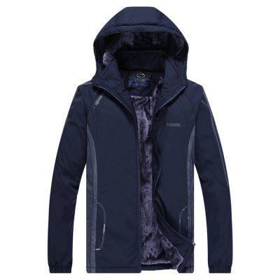 2017 New Men Winter Plus Velvet Hood Coat Sports SuitMens Jackets &amp; Coats<br>2017 New Men Winter Plus Velvet Hood Coat Sports Suit<br><br>Clothes Type: Jackets<br>Materials: Polyester<br>Package Content: 1 x Coat<br>Package size (L x W x H): 1.00 x 1.00 x 1.00 cm / 0.39 x 0.39 x 0.39 inches<br>Package weight: 1.0000 kg<br>Size1: L,XL,4XL,2XL,3XL,5XL