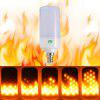 YWXLight LED Light Bulb Leaping Flickering Flame - WARM WHITE