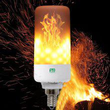 YWXLight E12 LED Flame Effect Fire Light Bulbs Flickering Emulation Flame Lamp AC85-265V