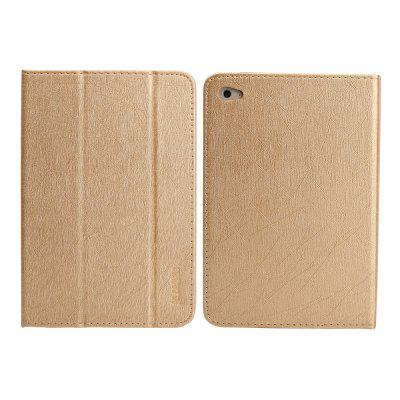 Buy GOLDEN Gocomma Pu Protective Leather Case Cover with Stand Function Folding Special Design for Alfawise TAB Tablet Pc for $6.46 in GearBest store