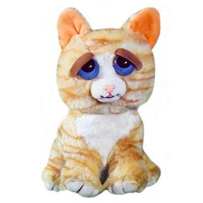 Snarl Adorable Plush Stuffed Polar Cat Toy with Face-changing FunctionStuffed Cartoon Toys<br>Snarl Adorable Plush Stuffed Polar Cat Toy with Face-changing Function<br><br>Features: Cartoon, Stuffed and Plush<br>Materials: Plush, PP Cotton<br>Package Contents: 1 x Cat Toy<br>Package size: 17.00 x 8.50 x 20.00 cm / 6.69 x 3.35 x 7.87 inches<br>Package weight: 0.4500 kg<br>Product weight: 0.4100 kg<br>Series: Fashion<br>Theme: Other