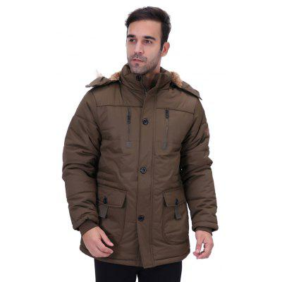 Fashion Parka for Men
